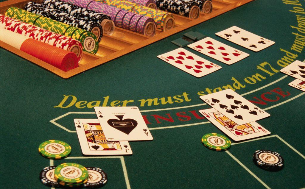 Blackjack 21 Kuralları