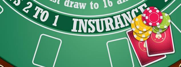 Blackjack Sigorta Insurance Bahisleri