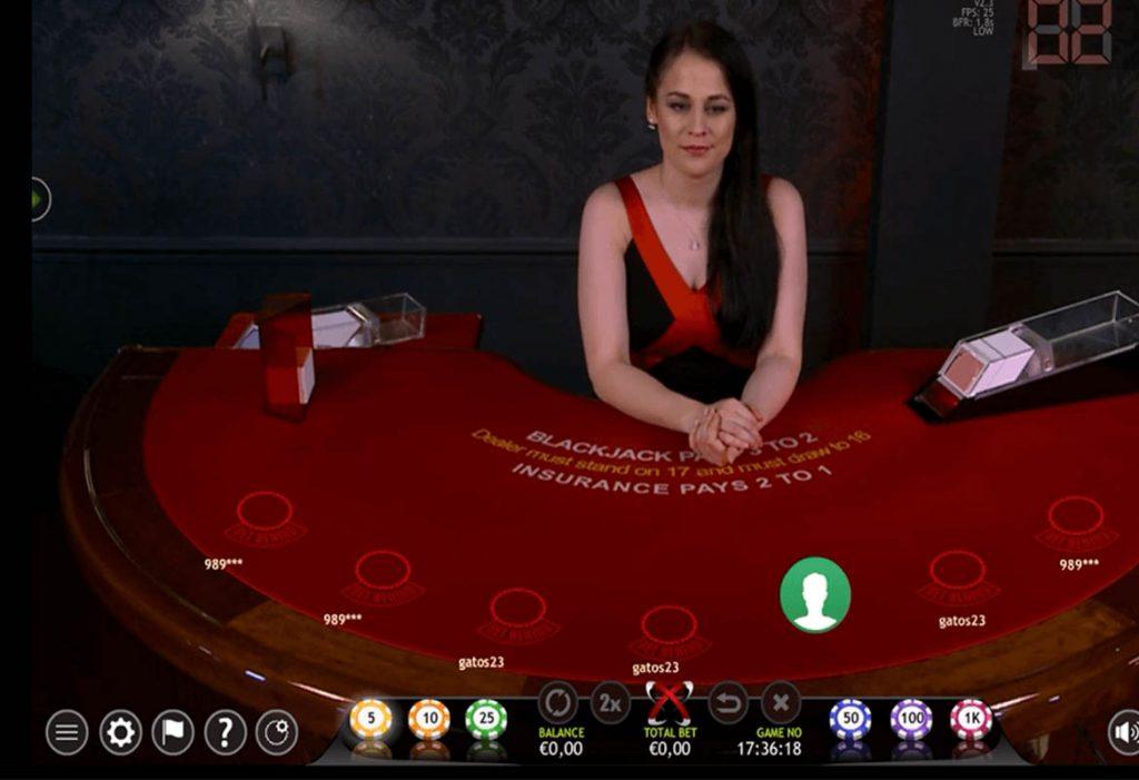 Canlı Blackjack İzle