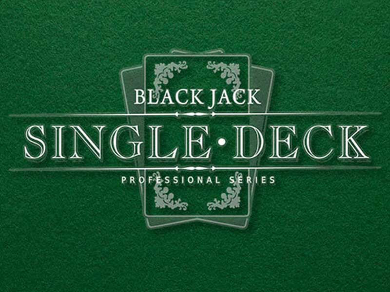 Tek Desteli Blackjack Oyunu - Single Deck Blackjack Version