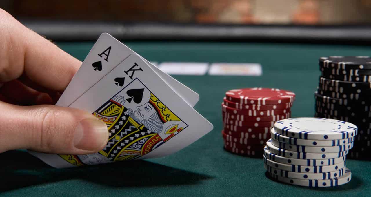 Blackjack Oyunu